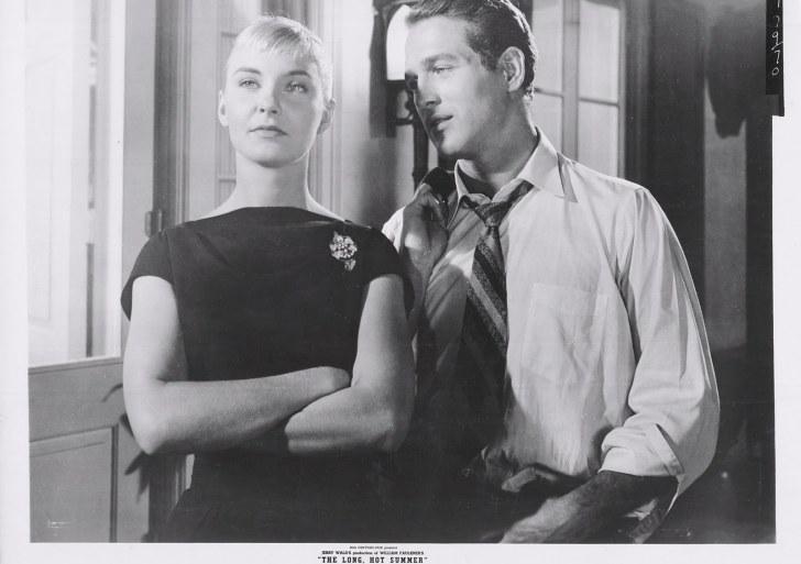 Fermoimmagine: Paul Newman & Joanne Woodward