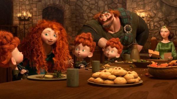 ribelle the brave film disney pixar
