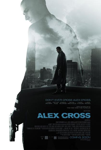 locandina alex cross