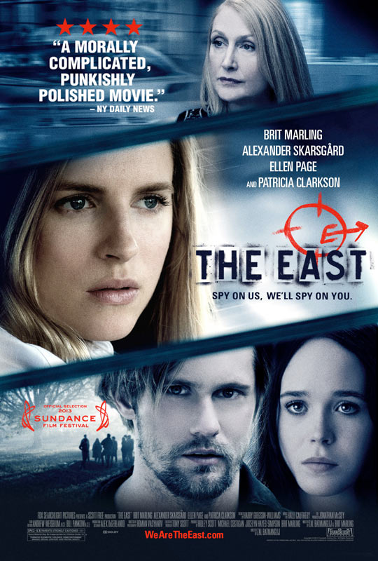 The east: recensione film