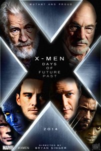 x-men days of a future past