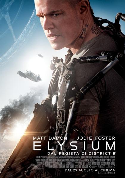 elysium locandina