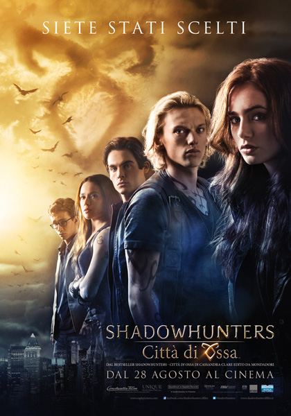 locandina shadowhunters