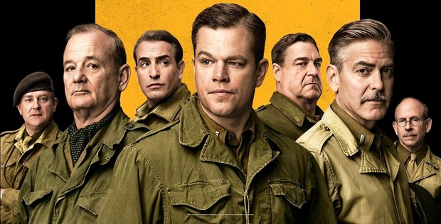 the monuments men film