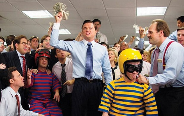 the wolf of wall street clip