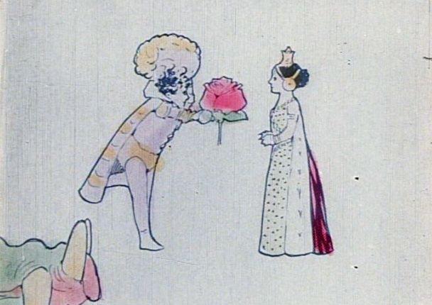 Little Nemo - 1911 - Roses