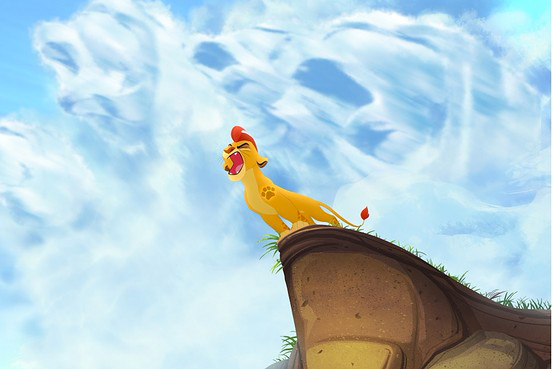 Il re leone arriva the lion guard lo spin off televisivo