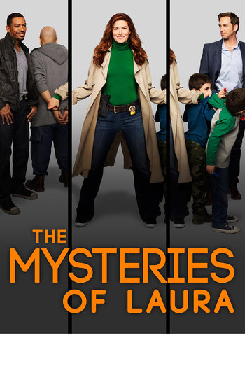 The Mysteries of Laura saison 1 en vostfr