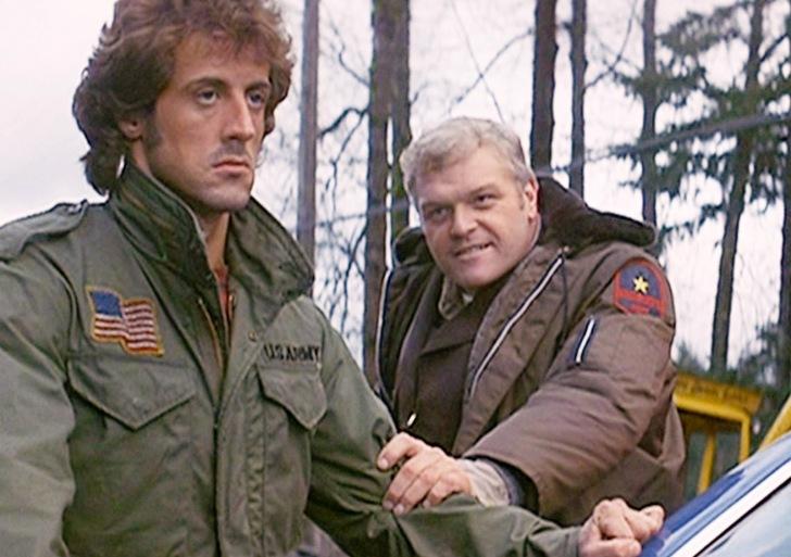 Blockbuster Memories: Rambo
