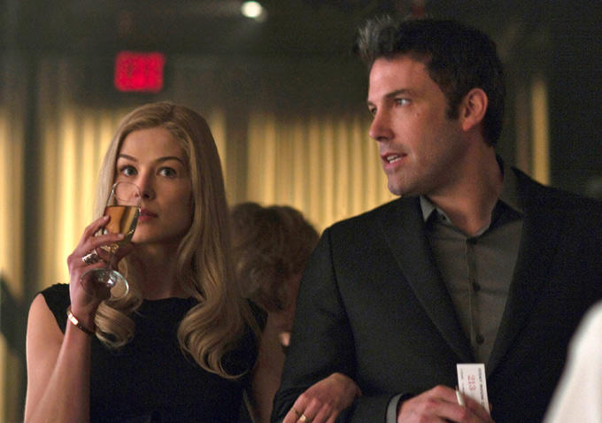 gone girl l'amore bugiardo film