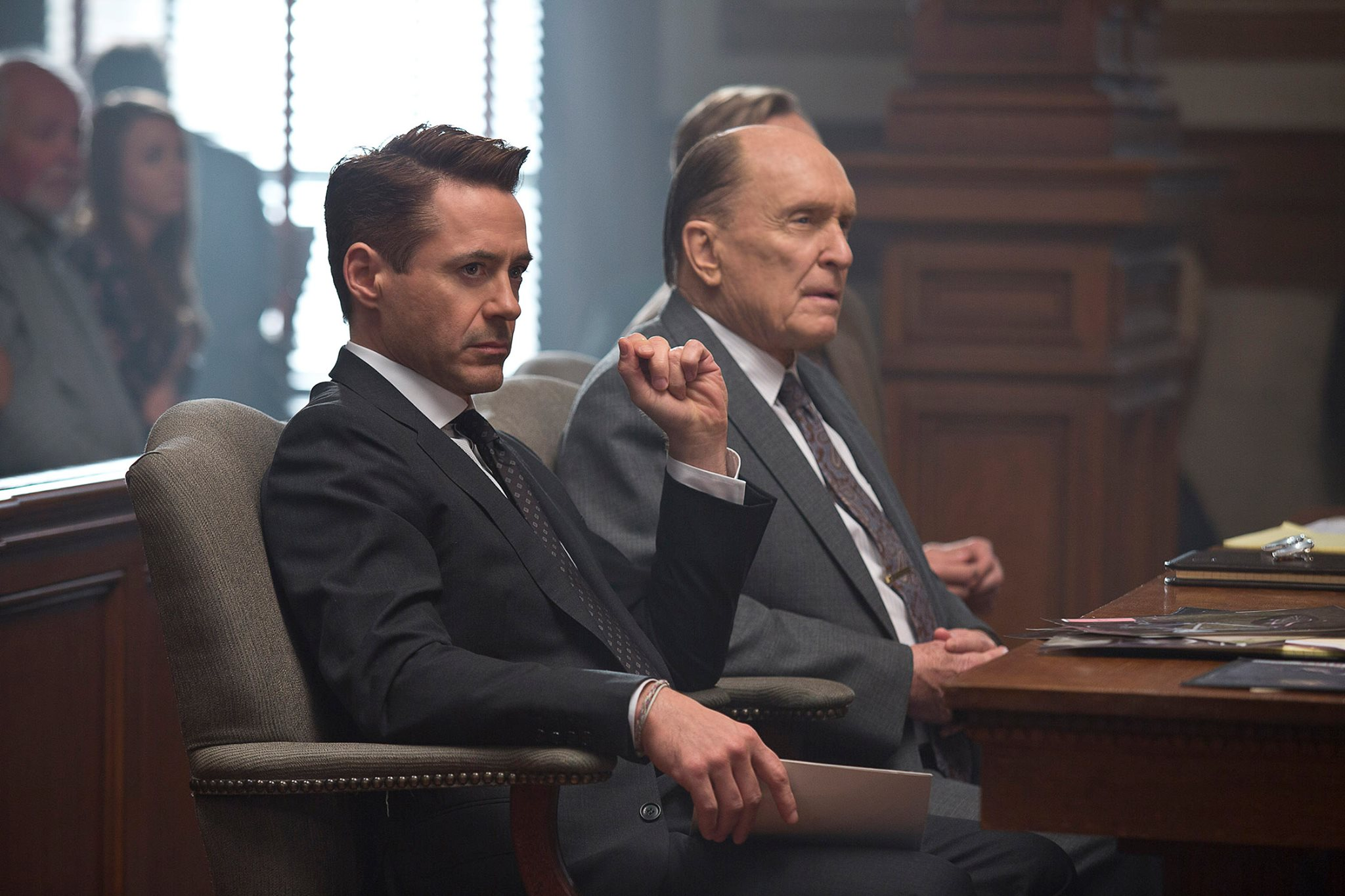 the judge film