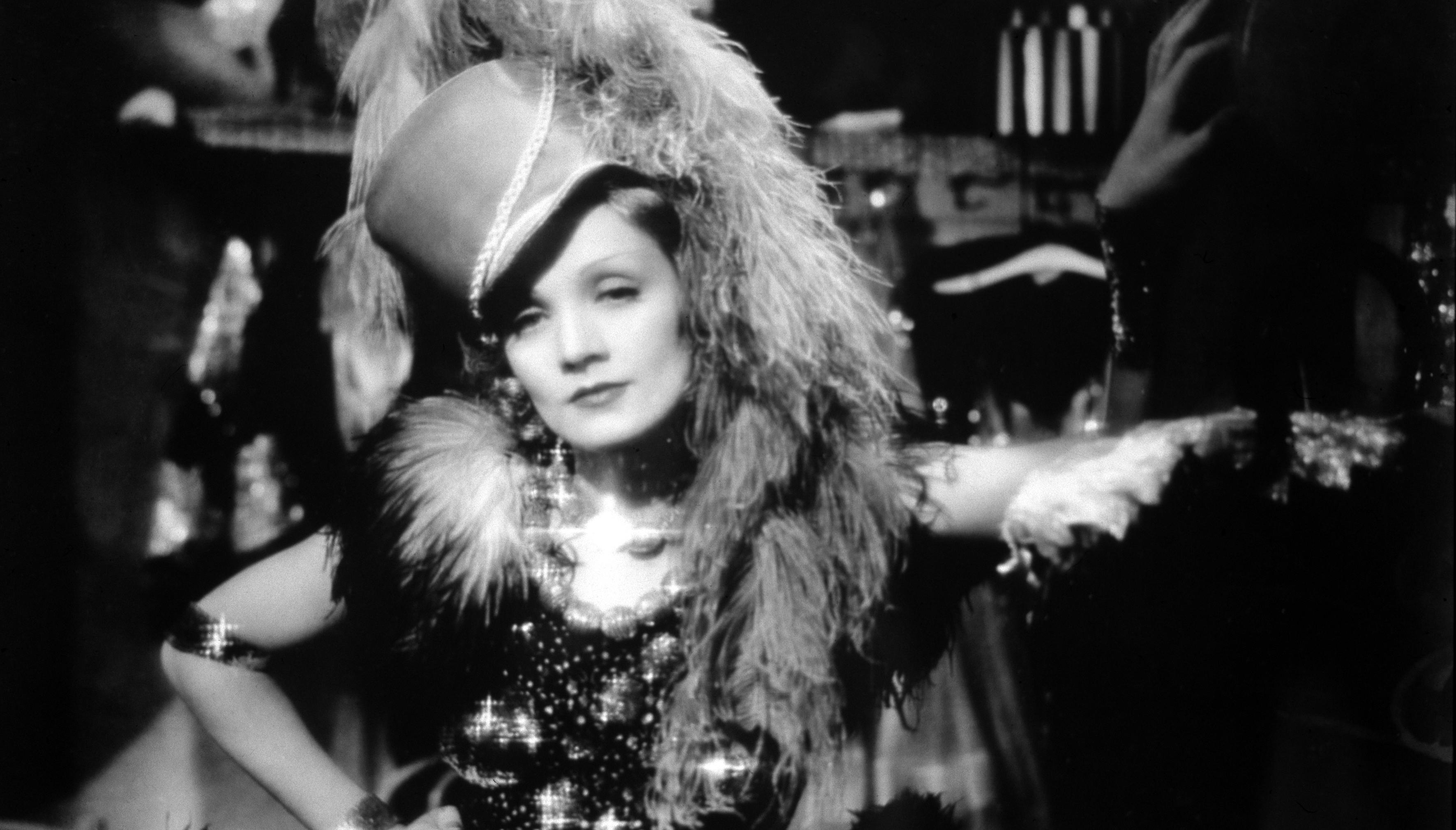 lapresse - sacchi - Marlene Dietrich