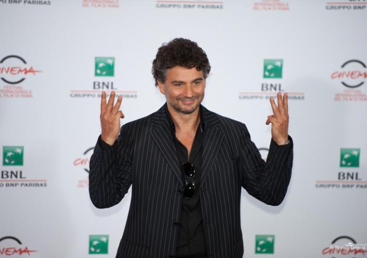 Leandro Amato: dalla polvere del palcoscenico al set di Risi