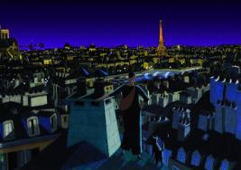 Un gatto a Parigi: recensione film