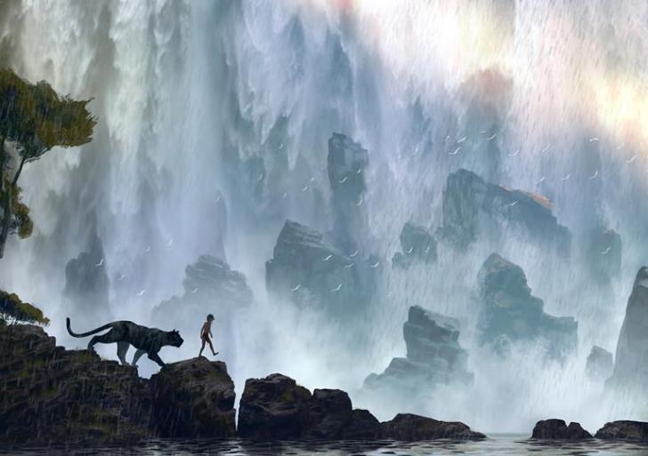 Il libro della giungla: nuova versione Disney