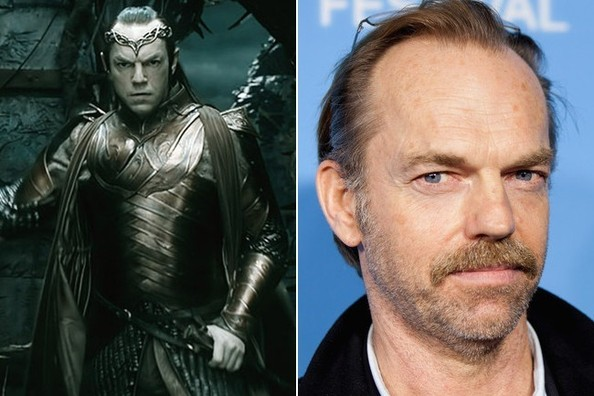 lord elrond hugo weaving film 4 life curiosi di cinema