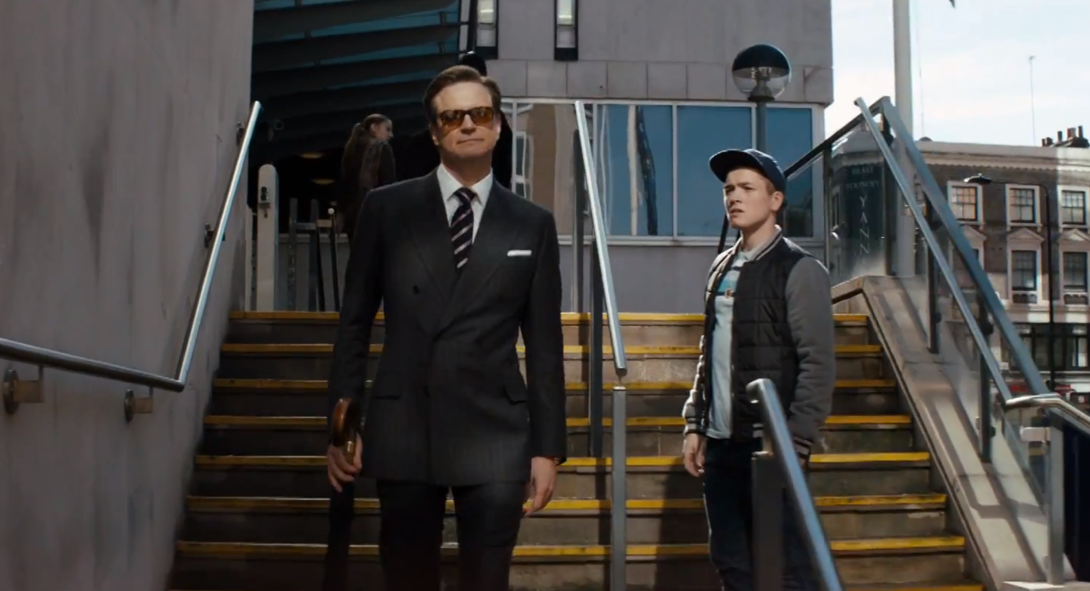 Film Genere Kingsman