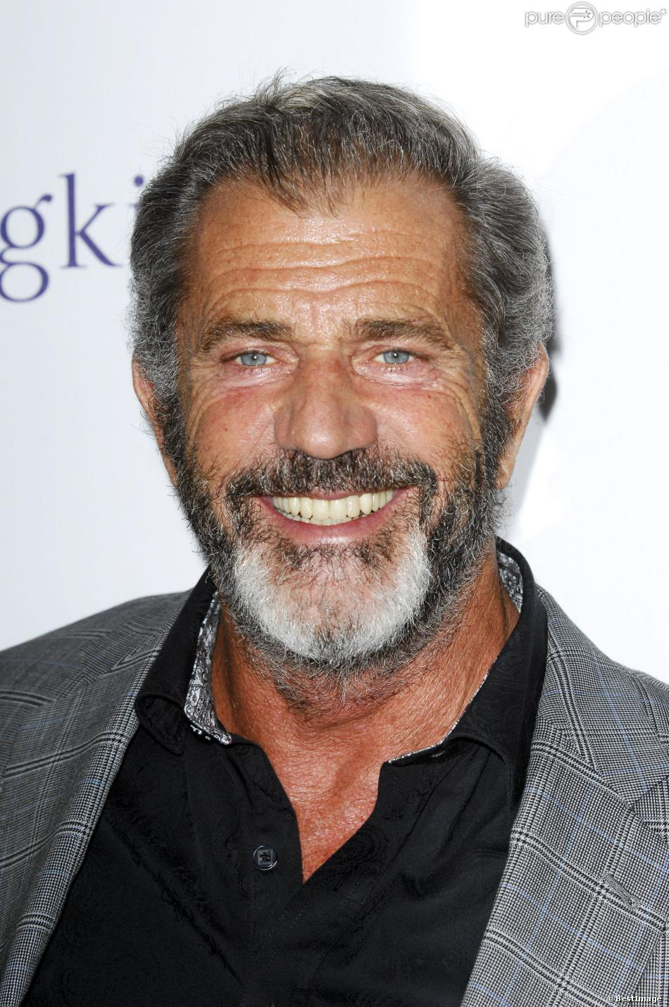 Mel Gibson Is Back Again
