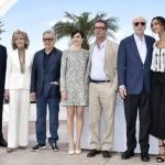 Il Cast alla presentazione del film a Cannes