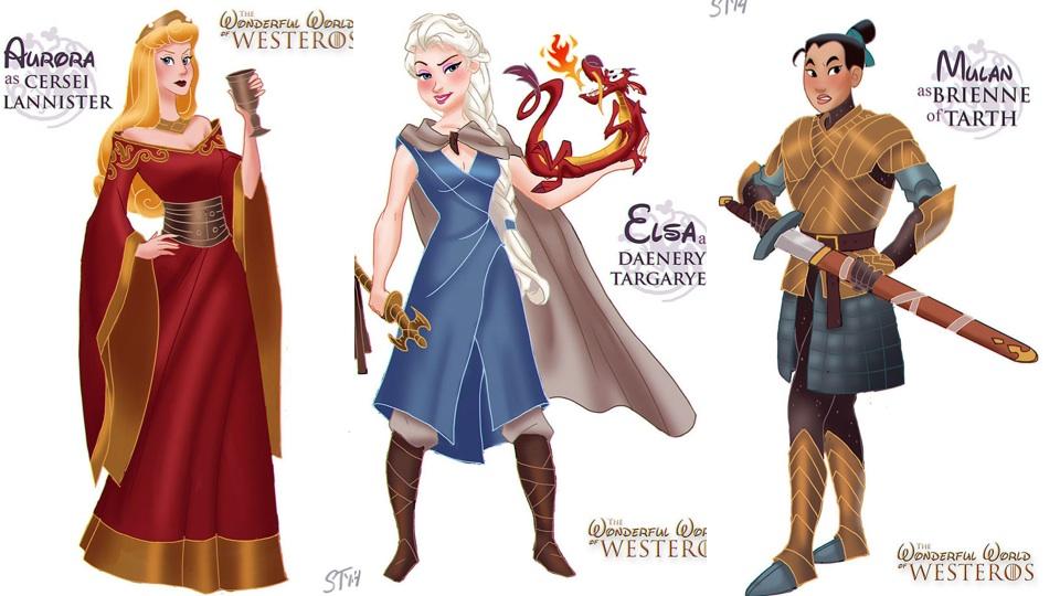 Disney e Game of Thrones
