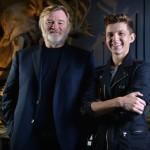 Brendan Gleeson e Tom Holland