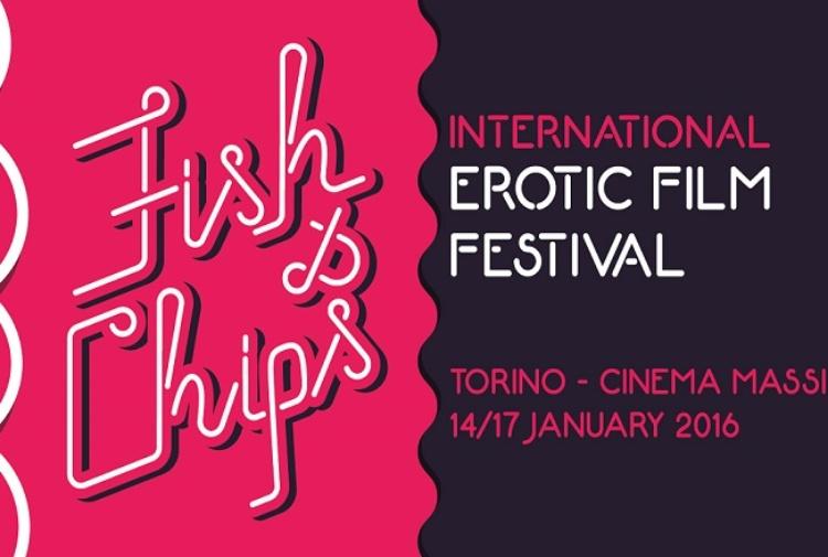 FISH & CHIPS FESTIVAL EROTICO TORINO