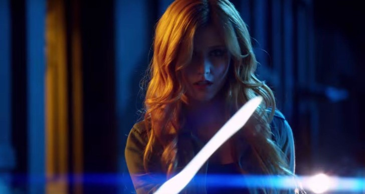 Shadowhunters: First look