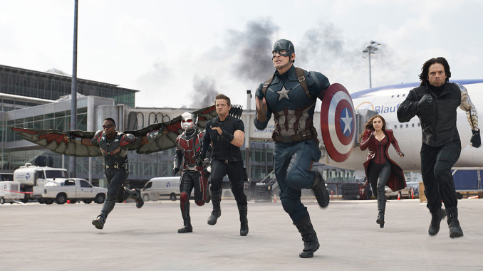 Quanto è stato pagato Chris Evans per Captain America: civil war