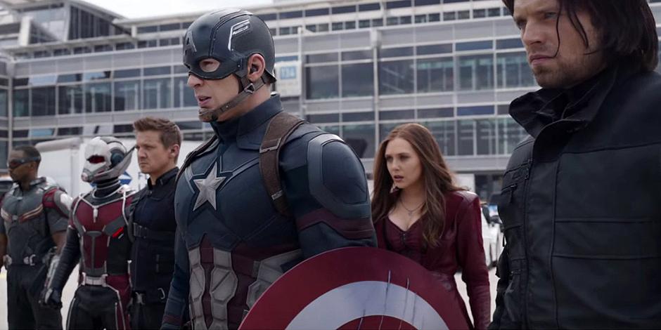 Captain America – Civil War