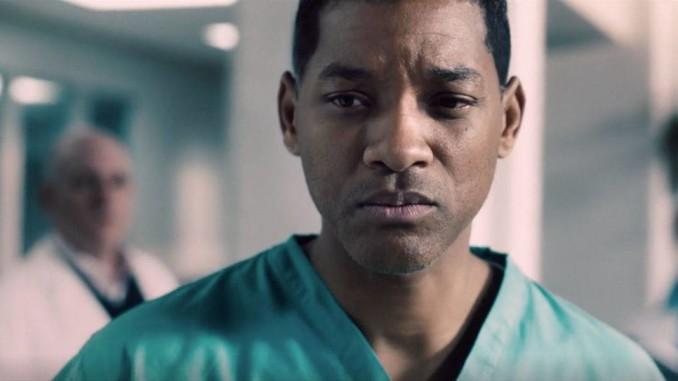 Will Smith in Zona d'ombra sfida il football americano