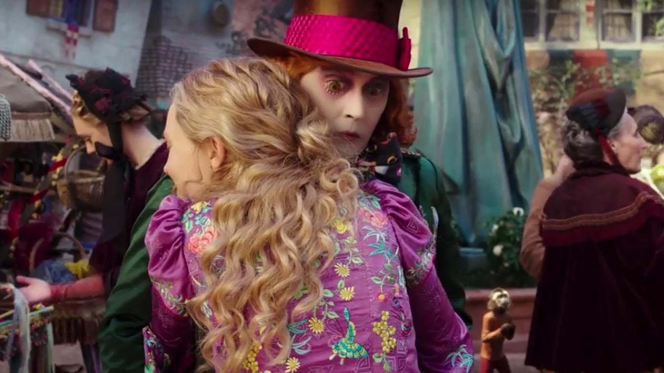 Box office l 39 italia sceglie alice - Alice attraverso lo specchio kickass ...