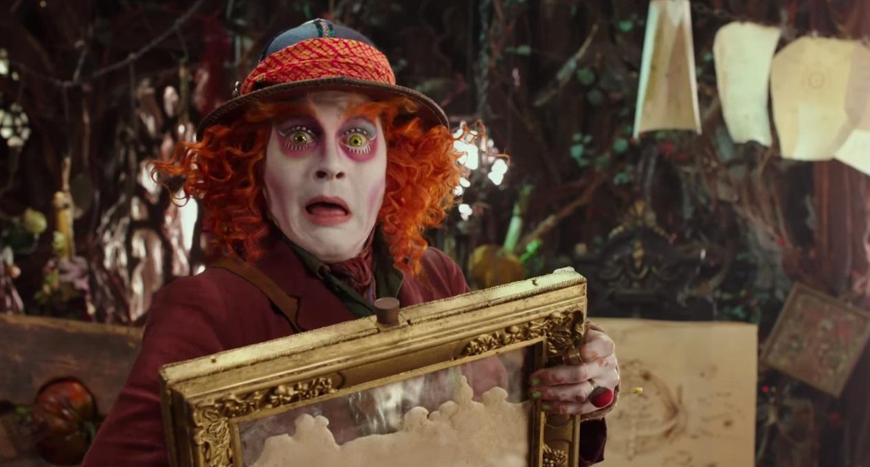 Alice attraverso lo specchio recensione film 4 life curiosi di cinema - Lo specchio film ...
