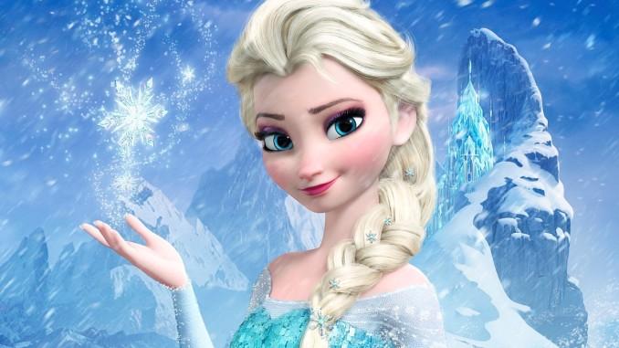 Frozen Disney Elsa