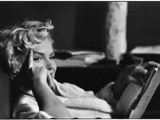Marilyn Monroe by Elliott Erwitt