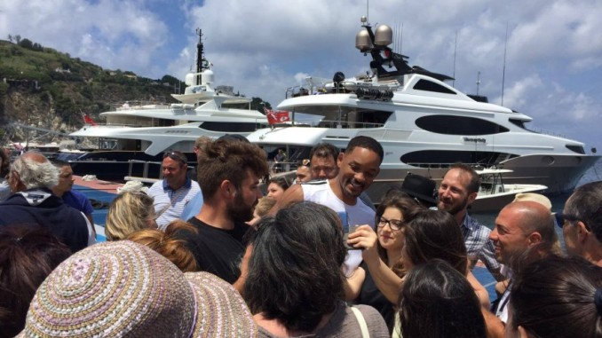 divi in vacanza Will Smith