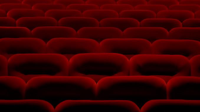 Foto di reynermedia, red cinema sits