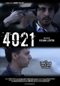 Locandina film 4021