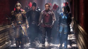 The Great Wall: recensione