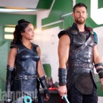 Thor: Ragnarok (2017)L to R: Valkyrie (Tessa Thompson) and Thor (Chris Hemsworth)