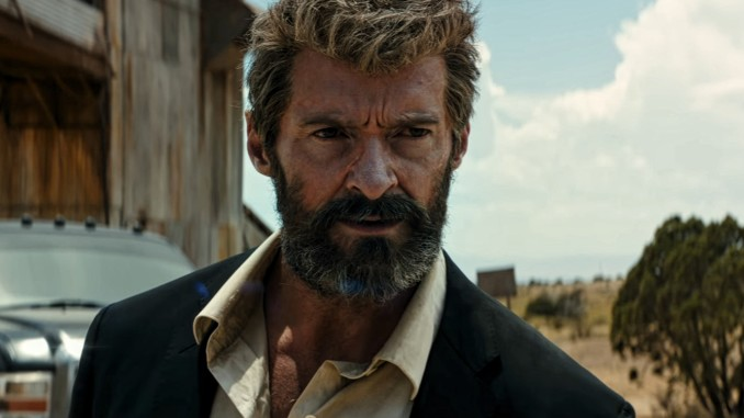 Wolverine-in-Logan