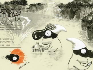cartoons on the bay festival animazione