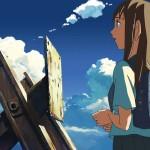 Oltre le nuvole makoto shinkai 2