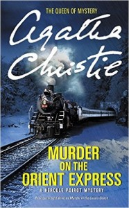 murder on the orient express book
