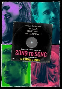 song to song locandina