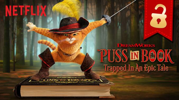 Netflix_gatto con gli stivali