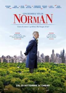 norman locandina