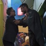 Thor: Ragnarok: Mark Ruffalo e Chris Hemsworth