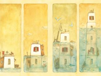 La casa dei piccoli cubi