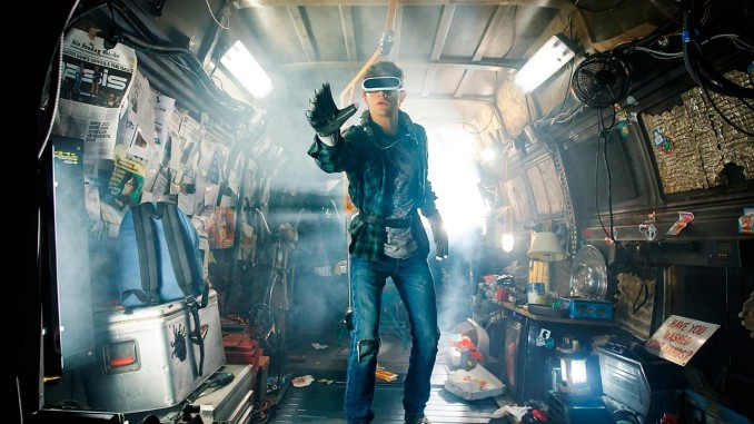 Ready Player One: nuovo film di Spielberg al Cinema