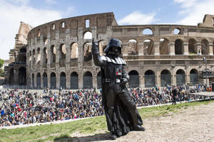 Star Wars Day Rome